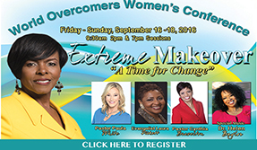Extreme Makeover Women's Conference